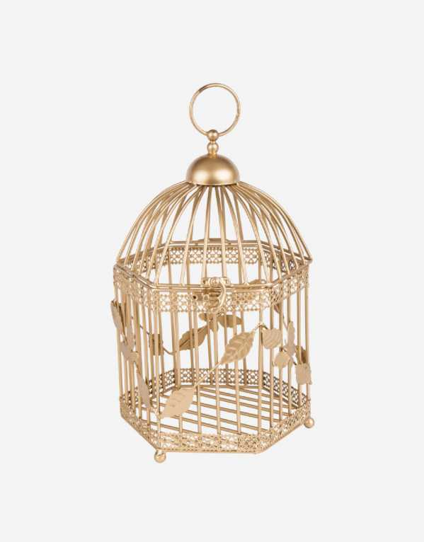 Floral Vine Bird Cage, Chumbak, Rs.1295