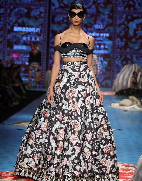 7 Collections We Loved at Amazon India Fashion Week A/W'18