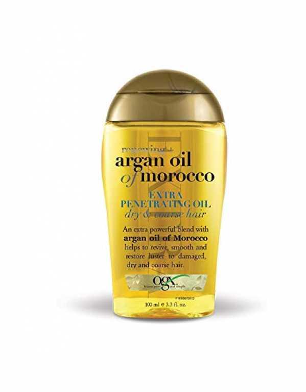1. OGX Argan Oil of Morocco