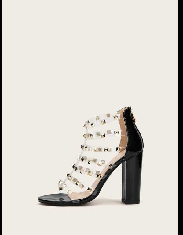 5. Studded Beauties!