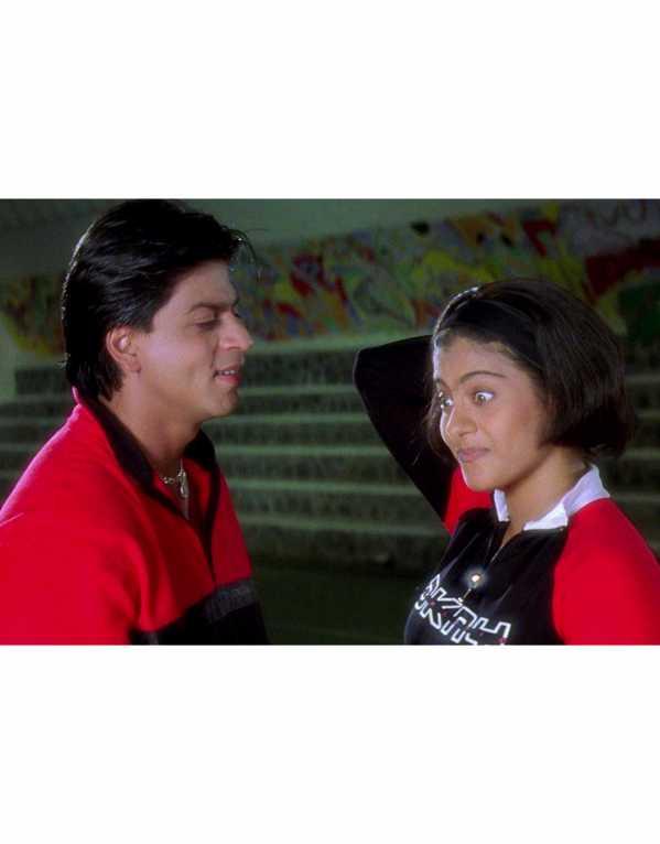 Anjali & Rahul from Kuch Kuch Hota Hai