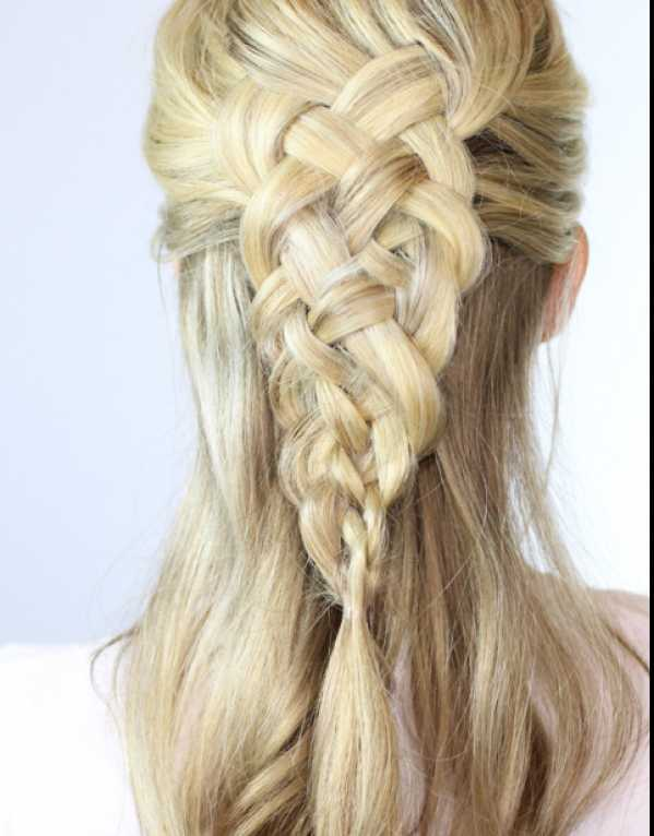 13 Braided Hairstyles That Are Perfect For Summer