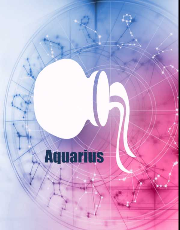 11) Aquarius: Use your skills to your advantage!
