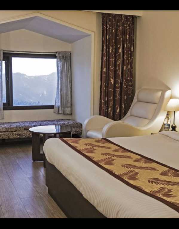 2) Royal Jardin Whistling Pines Resort - Shimla