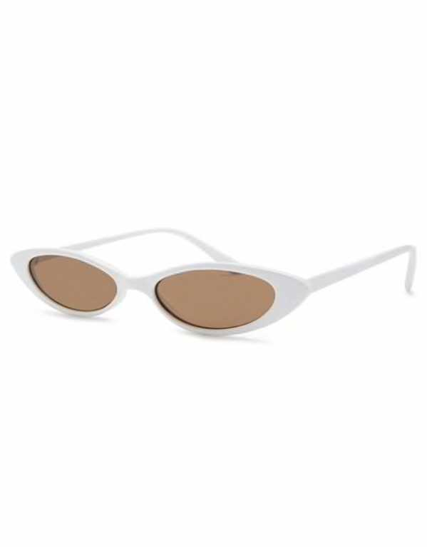 Skinny Cat Eye Sunglasses, Forever 21, Rs. 383