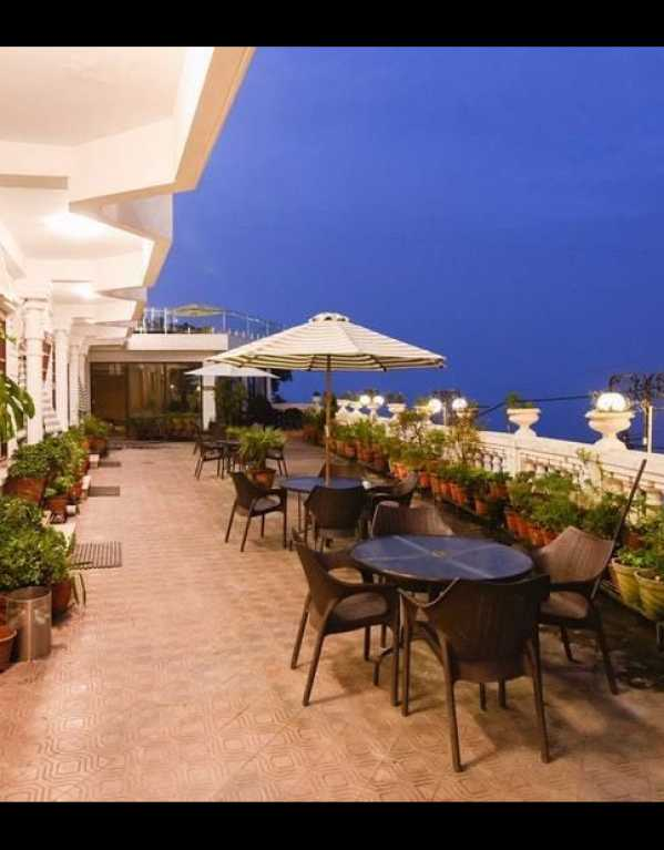 3) Hotel Nand Residency - Mussoorie