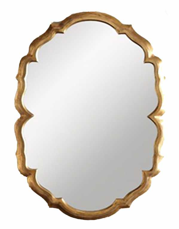 Antique Oval DC Mirror, Mirrorwalla, Rs. 25,000