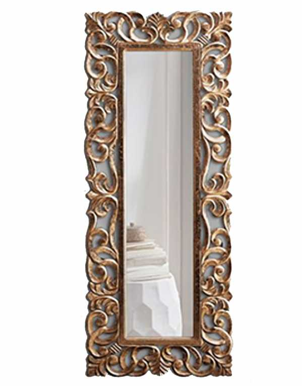 Embroydary Wall Mirror, Inkgrid, Rs. 12,987