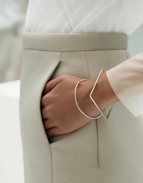 minimal work wear jewellery