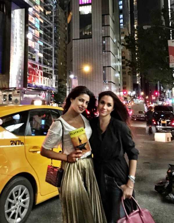 Priyanka Chopra & Meghan Markle