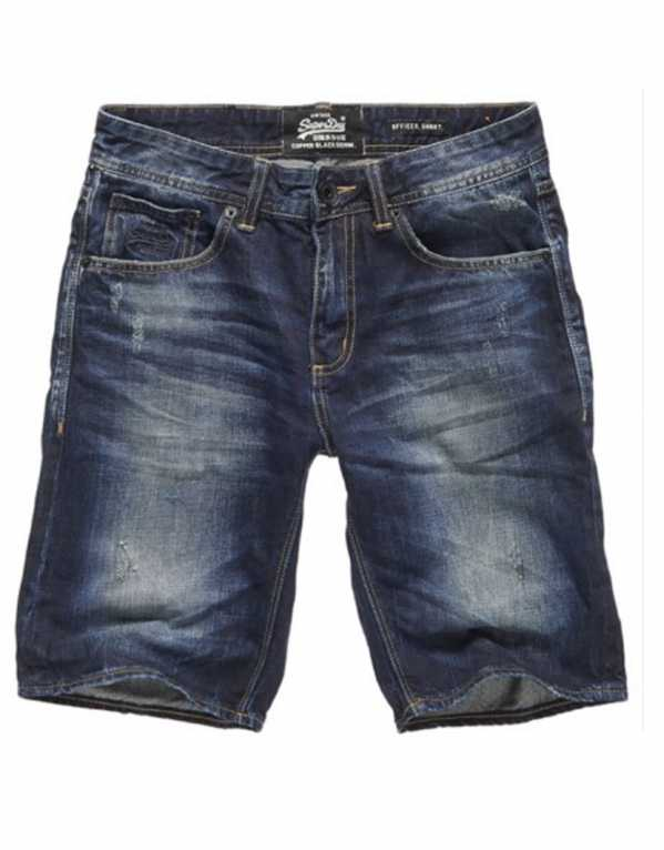 Officer Shorts, Superdry, Rs. 4,193