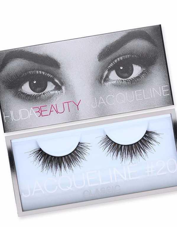 1) Huda Beauty Classic Lash - Jacqueline