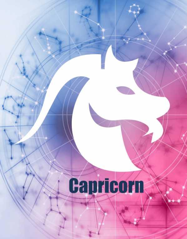 1. Capricorn
