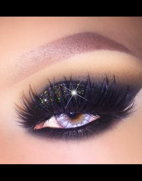 In-Your-Face Lashes