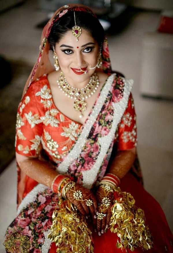 Bridal Makeup by Chandni Singh
