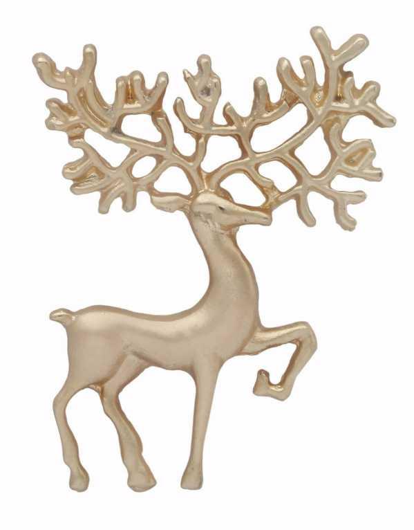 Deer Lapel Pin, Rs.1999, The Bro Code