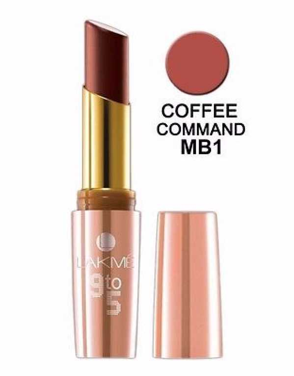 Lakme Coffee Command