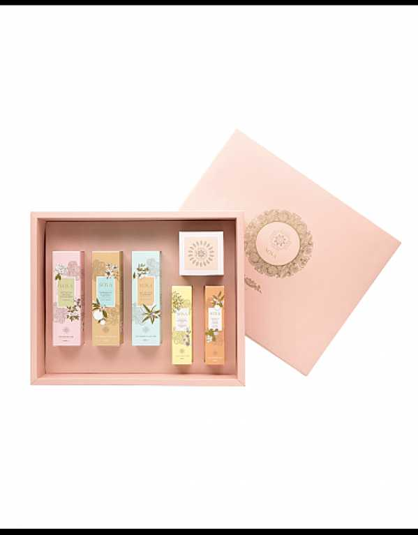 SOVA BRIDAL GIFT BOX