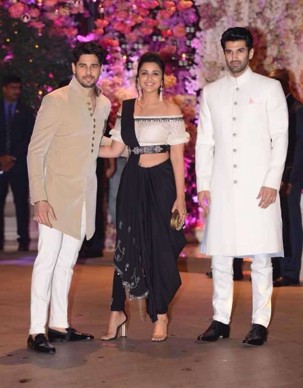 Sidharth Malhotra, Parineeti Chopra & Aditya Roy Kapoor
