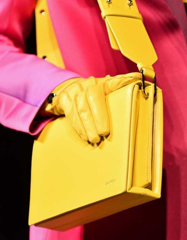 Lanvin at Paris Fashion  Week
