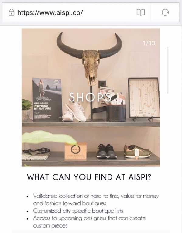 So What Is Aispi?