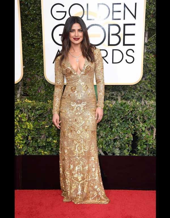 Golden Girls at the Golden Globe Awards 2017