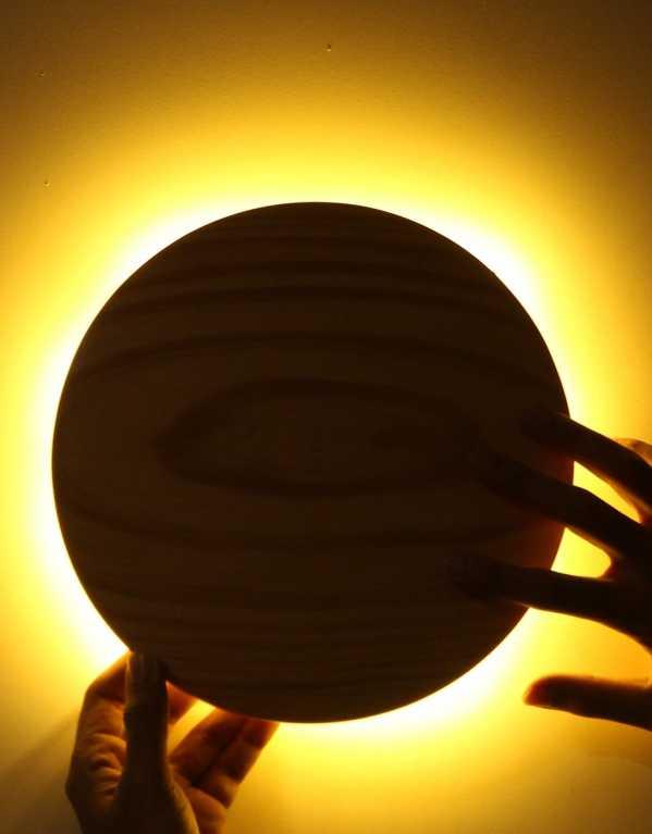 Corona Wall Lamp