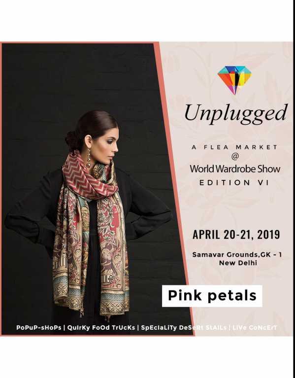 Unplugged - A Flea Market @worldwardrobeshow