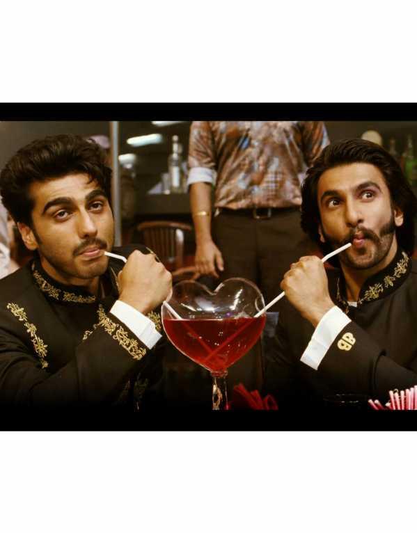 Bala & Bikram from Gunday