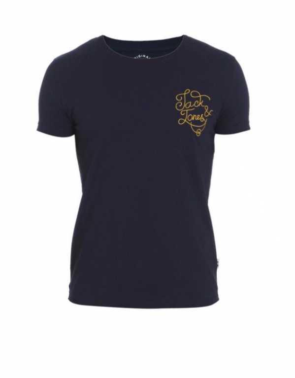 Logo T-shirt, Jack & Jones, Rs.799