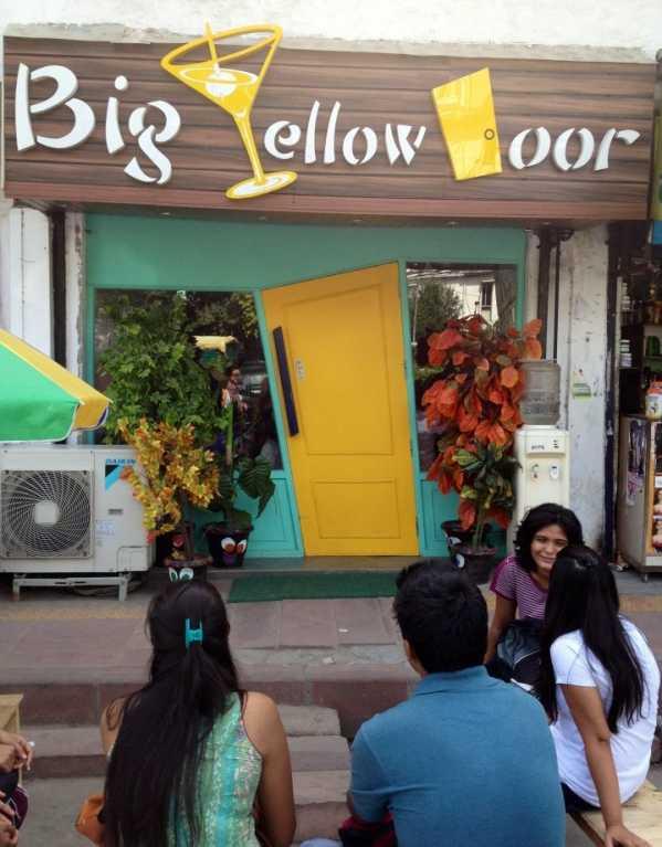 Big Yellow Door a.k.a BYD