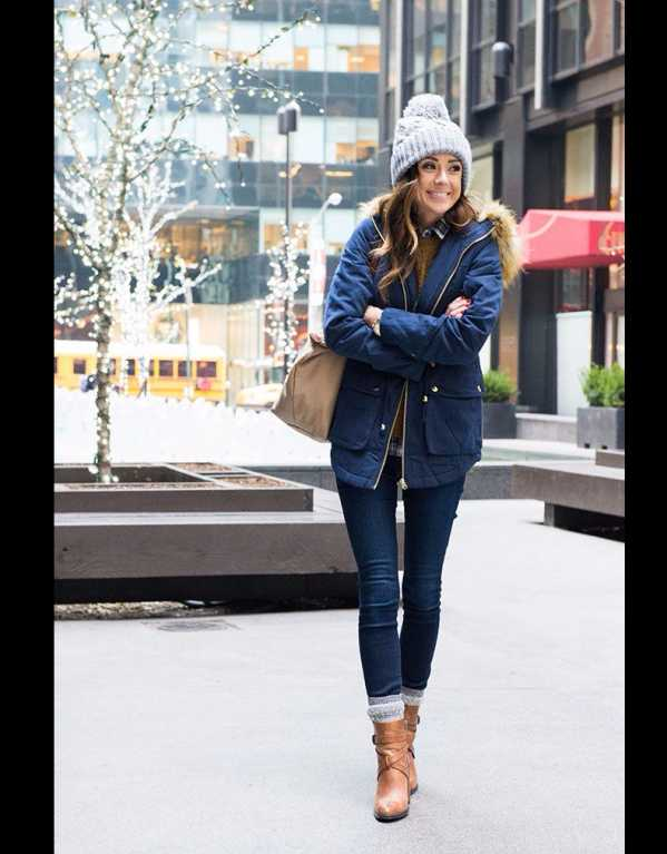 Ways to Layer your Clothes this Winter!