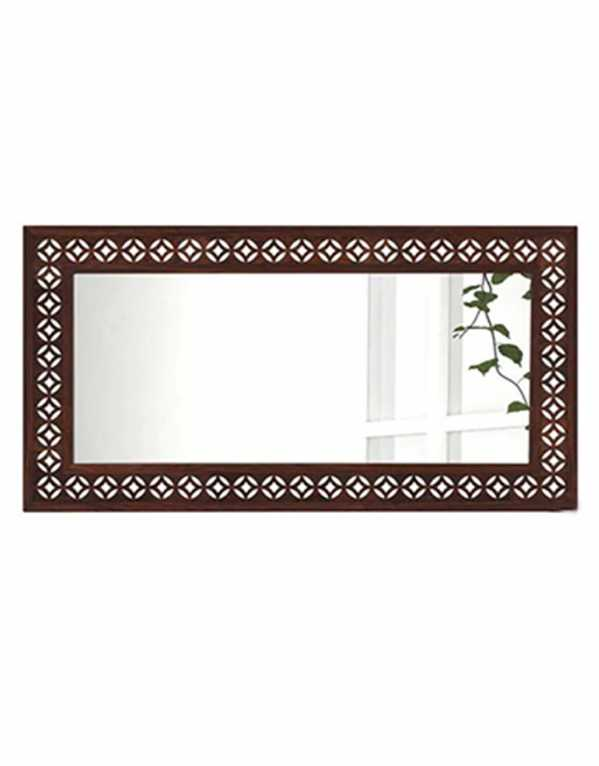 Cambrey Rectangular Mirror, Wooden Street, Rs. 16,999