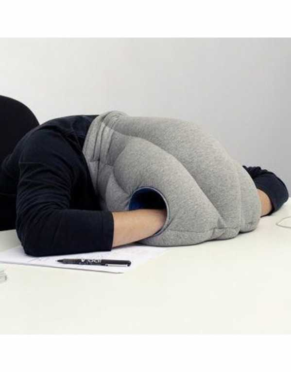 For the sleepy head, get a Turkey Nap Pillow that fits on the head for napping on the go while keeping your hands warm!