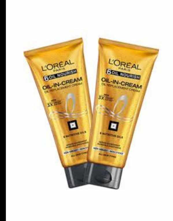 2. L'Oreal Paris Hair Expertise Oil In Cream