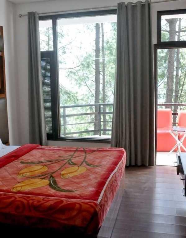 5) Hotel Bliss - Kasauli