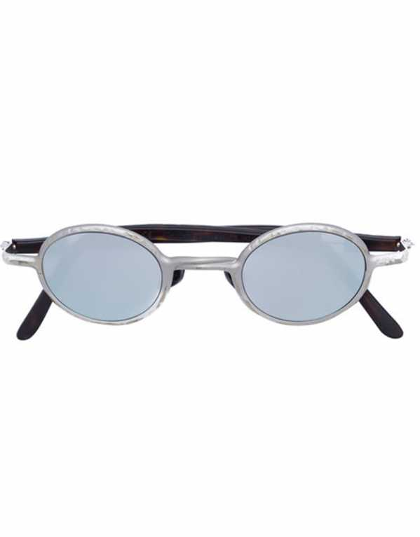 Mirrored Round Sunglasses, Kuboraum, Rs.37050