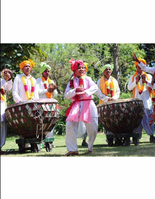 4) Holi Moo Festival