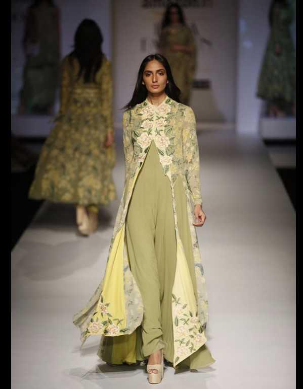 Ashima-Leena at Amazon India Fashion Week SS'17