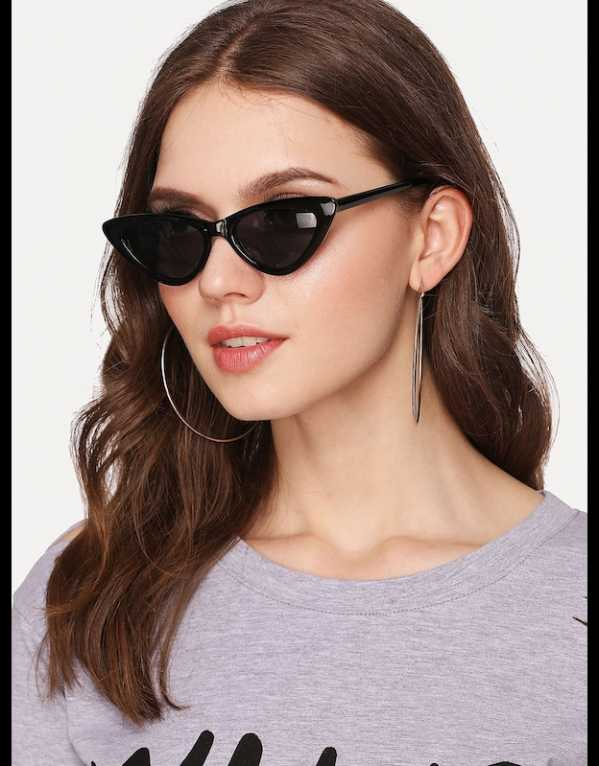 2. Cat Eye Sunglasses