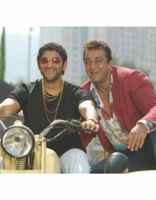 Munna Bhai & Circuit from the Munna Bhai Series
