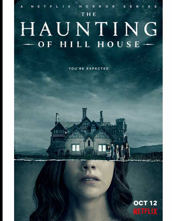 6. The Haunting Of Hill House