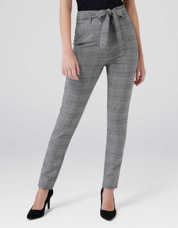 Gerri Paper bag Trouser, Forever New; Rs. 3295
