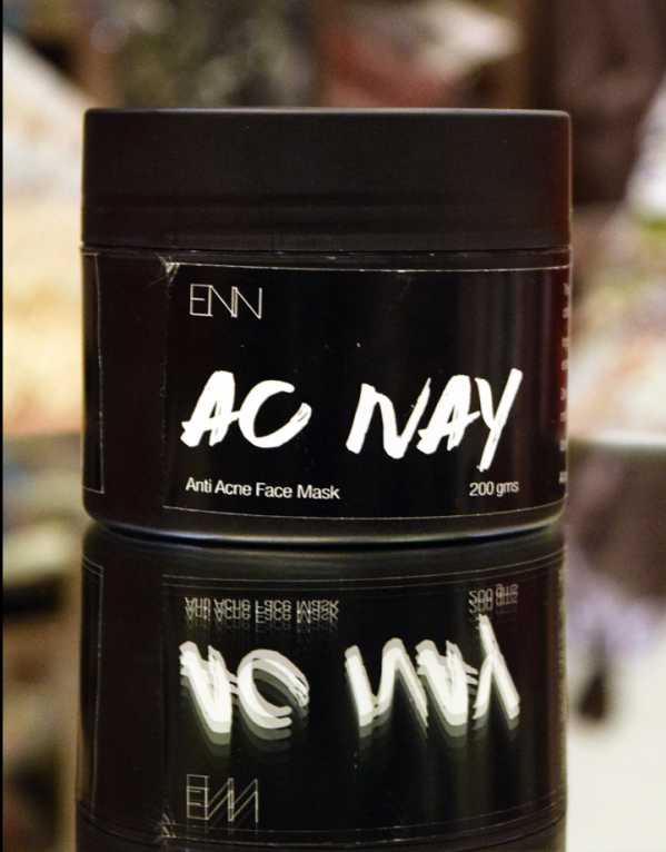 TSS Review Board: AC NAY Clay Face Mask by Enn's Closet