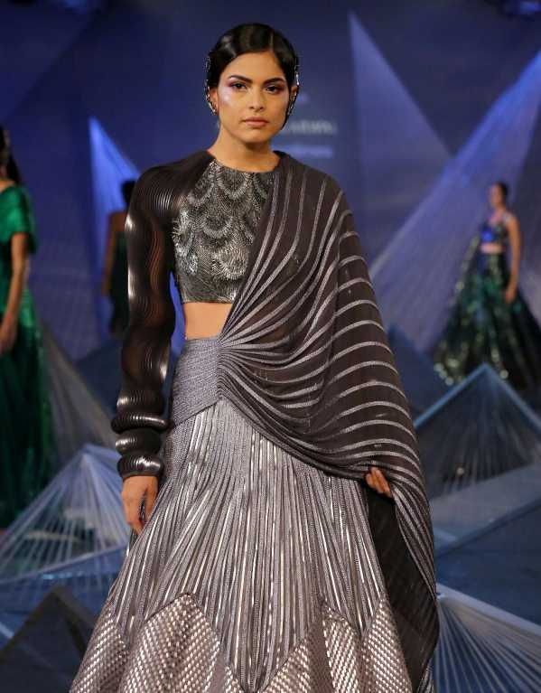 The Ultimate Bridal Lookbook from India Couture Week 2018