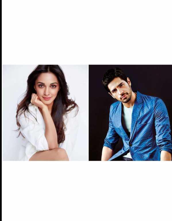 3. Kiara Advani and Siddharth Malhotra