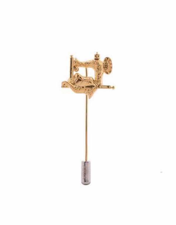 Sewing Machine Lapel Pin, Rs.950, Azga