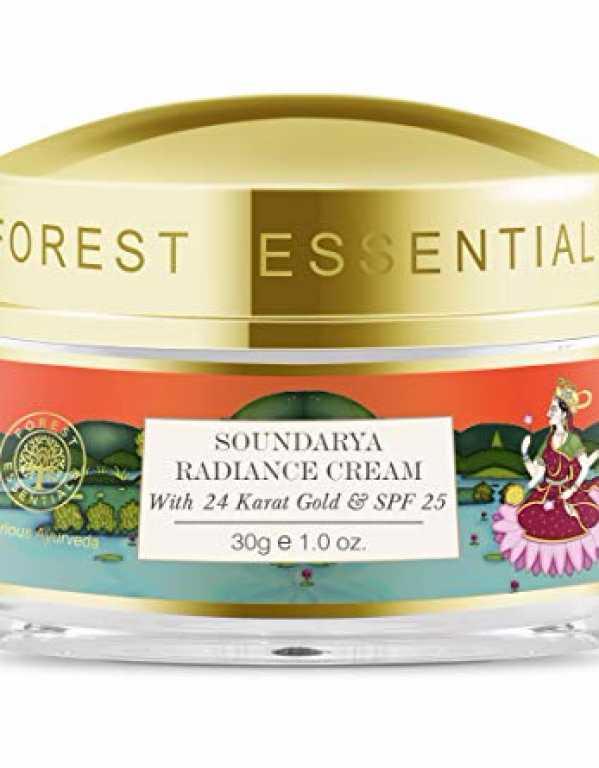 4) Forest Essentials Soundarya Radiance Cream