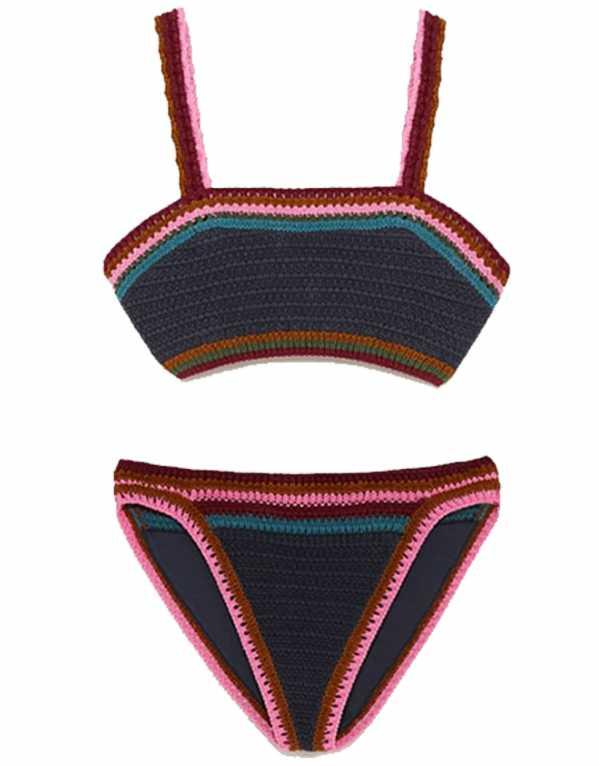 Crochet Bikini, Zara, Rs.3,380