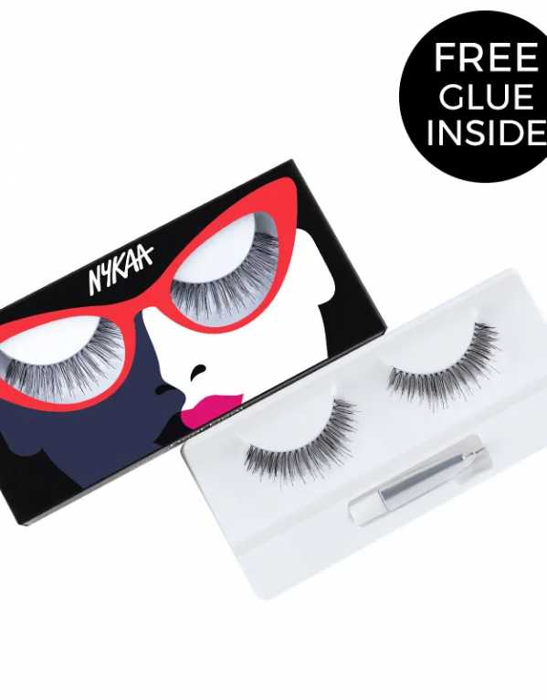 3) Nykaa Lash Talk False Eyelash - Real Deal